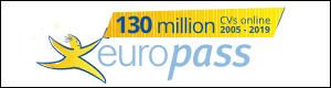 Λογότυπο της  πλατφόρμας Europass. Κάντε κλικ για να μεταφερθείτε στην ιστοσελίδα.